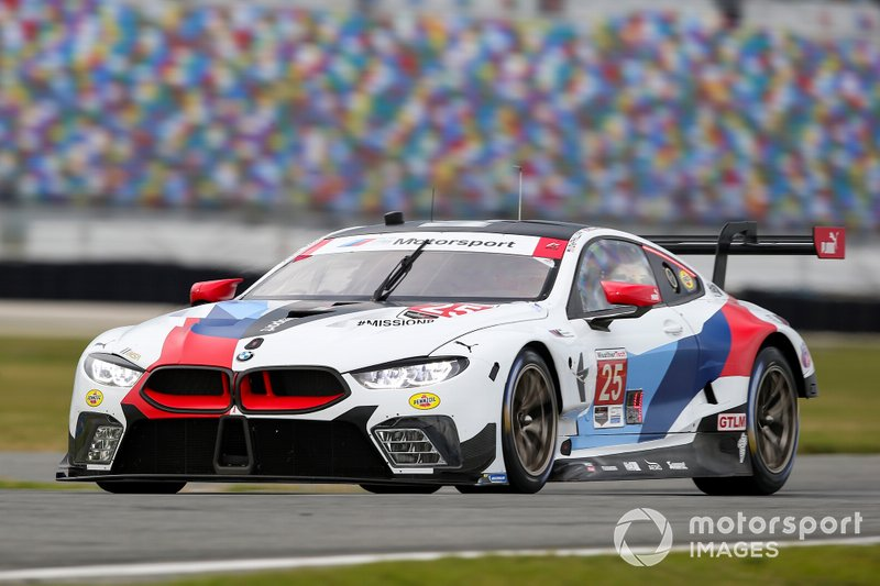 #25 BMW Team RLL, BMW M8 GTE (GTLM)