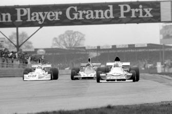 John Nicholson, Lyncar 006, Lella Lombardi, March 751, Tony Trimmer, Safir Cosworth