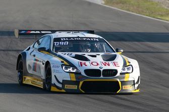 #98 ROWE Racing BMW M6 GT3: Tom Blomqvist, Jens Klingmann, Nicky Catsburg