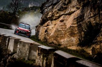 Крейг Брин, Citroën World Rally Team, и Дэниэл Бэрритт, M-Sport Ford