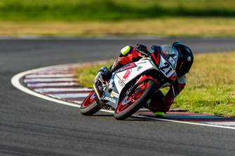 Mohamed Mikail, Honda India Talent Cup