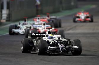Nico Rosberg, Williams FW30