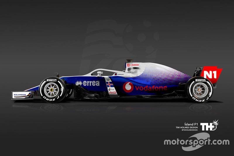 F1 Team Islandia