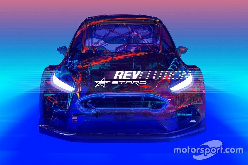 STARD Ford Fiesta ELECTRX reveal