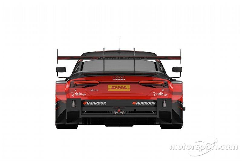 Ливрея Audi Sport