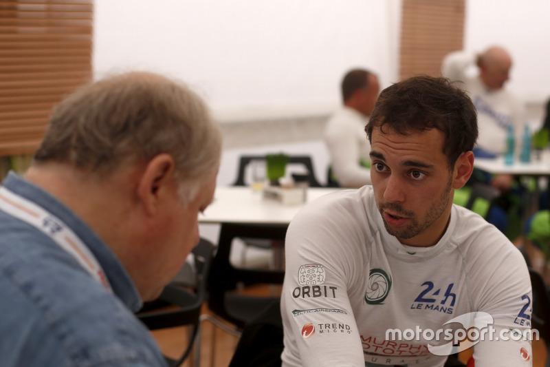 #41 Greaves Motorsport Ligier JSP2 Nissan: Натанаель Бертон