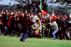 Валентино Россі, Honda Team
