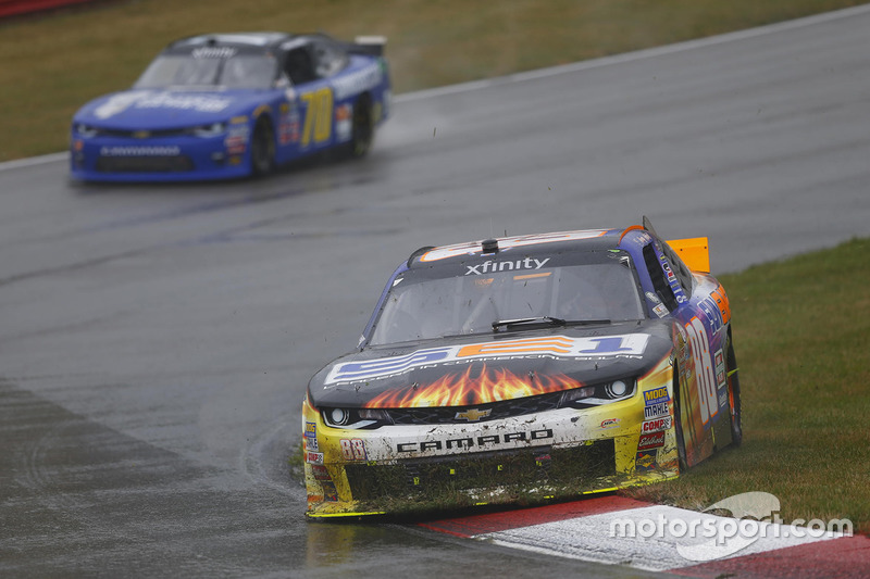 Kenny Habul, JR Motorsports Chevrolet