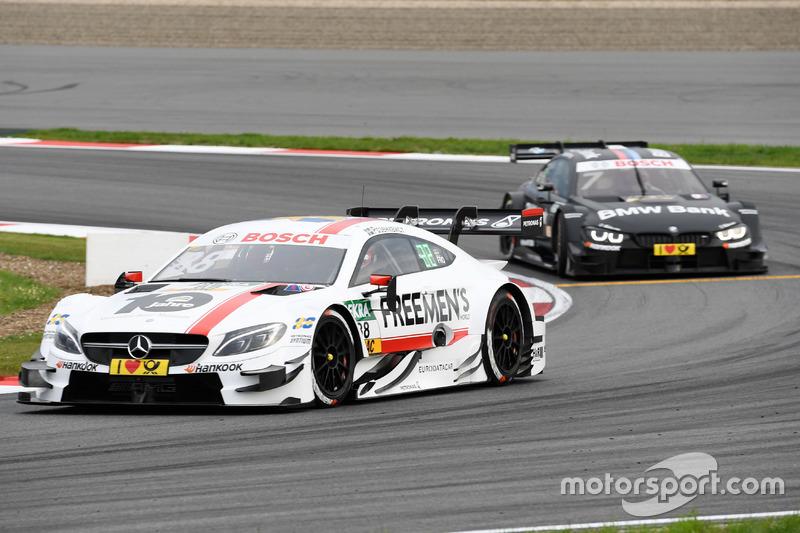 21. Felix Rosenqvist, Mercedes-AMG Team ART, Mercedes-AMG C 63 DTM DTM