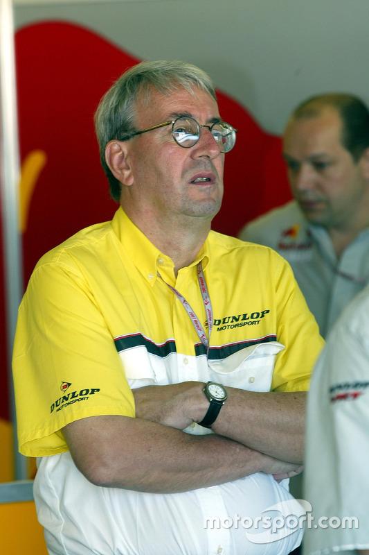 Jeremy Ferguson, Dunlop-Streckenchef