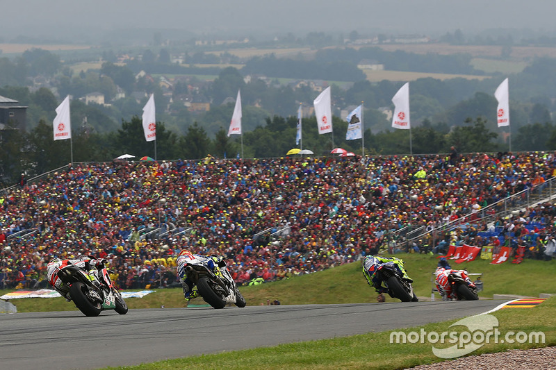 Andrea Dovizioso, Ducati Team, Valentino Rossi, Yamaha Factory Racing, Hector Barbera, Avintia Racing, Cal Crutchlow, Team LCR Honda