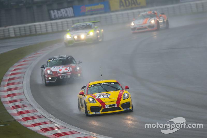 Willy Hueppi, Alexander Schula, Porsche Cayman GT4 Clubsport