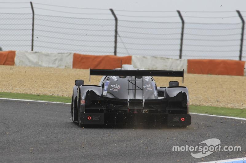 #12 Eurointernational Ligier JSP3 - Nissan: Rik Breuke, Andrea Dromedari