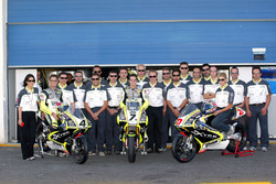 Casey Stoner with the Team