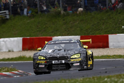 #100 Walkenhorst Motorsport powered by Dunlop, BMW M6 GT3: Victor Bouveng, Christian Krognes, Tom Bl