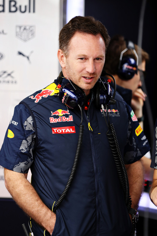Christian Horner, Red Bull Racing Teamchef