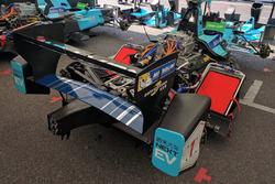 Next EV TCR赛车侧箱及冷却系统