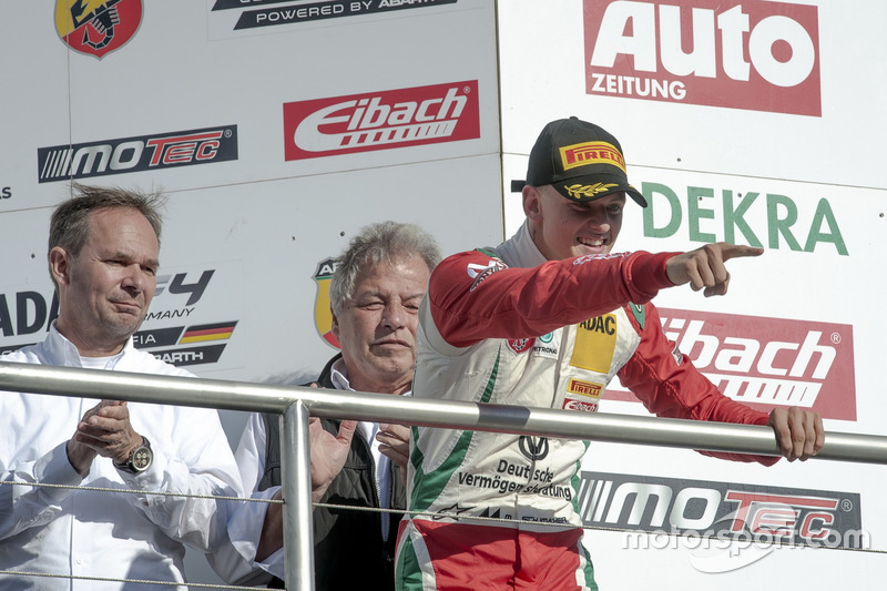 Sieger Mick Schumacher, Prema Powerteam
