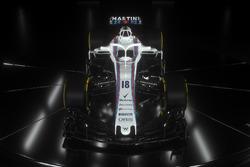 El Williams FW41
