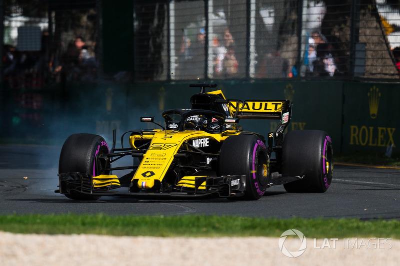 7e : Nico Hülkenberg (Renault)