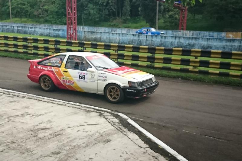 Kualifikasi Indonesian Retro Race