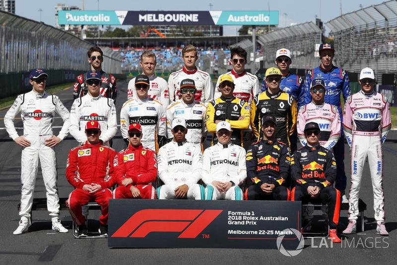 Gesucht: Die Formel-1-Fahrer 2019