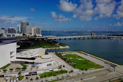 Miami: American Airlines Arena, Museum Park und Biscayne Bay