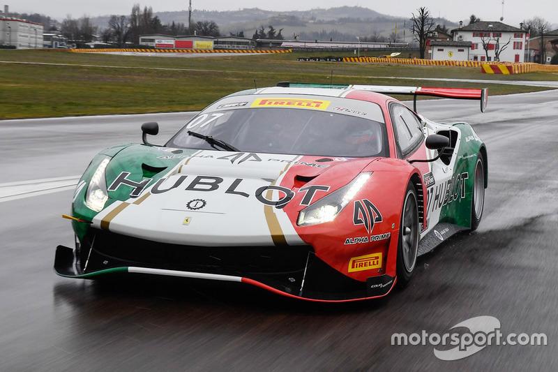Pwc teams history news photos and videos for Garage mercedes corse