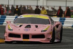 #118 Ferrari of Vancouver Ferrari 488: Colin Liu