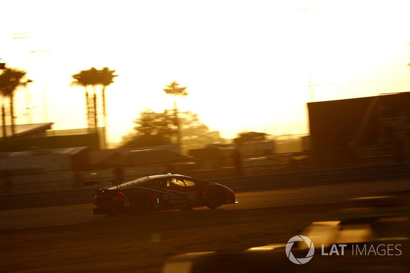 #48 Paul Miller Racing Lamborghini Huracan GT3: Медісон Сноу, Брайан Селлерс, Андреа Калдареллі, Брайс Міллер