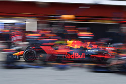 Піт-стоп Макса Ферстаппена, Red Bull Racing RB14