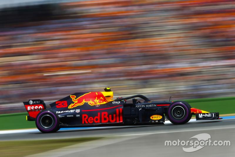 6. Макс Ферстаппен, Red Bull — 105