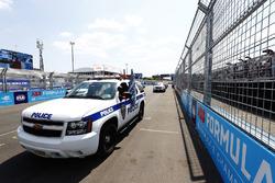 Policía de New York City