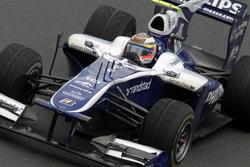 Nico Hulkenberg, Williams FW32