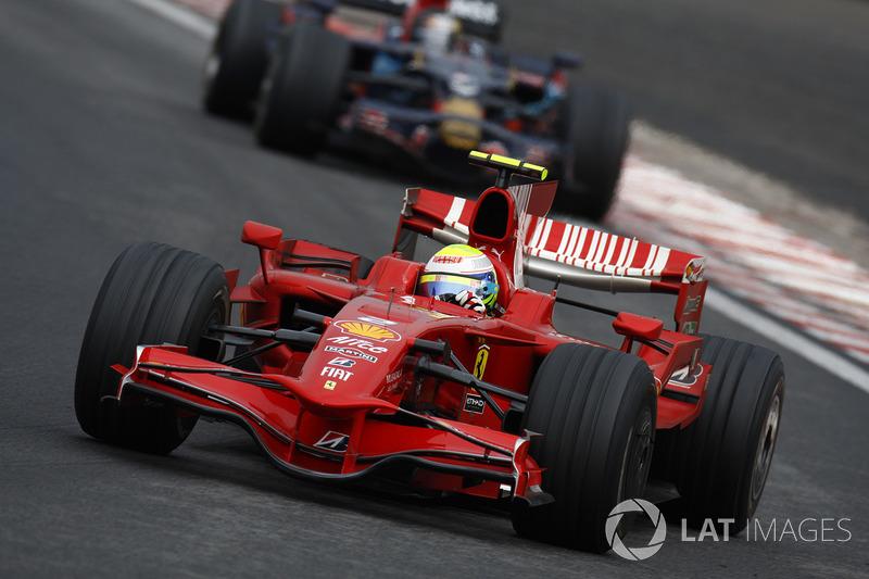 39º: Ferrari F2008 (2008)