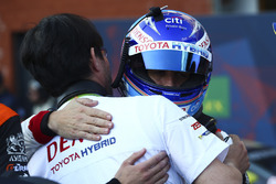 Winner Fernando Alonso, Toyota Gazoo Racing