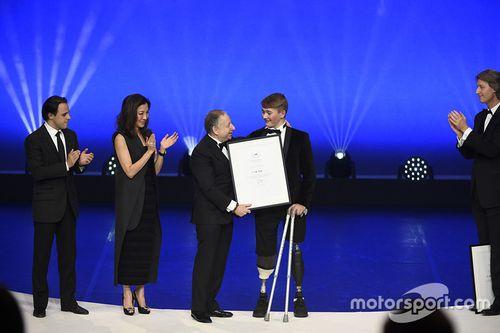 FIA díjátadó gála
