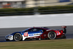 #66 Ford Performance Chip Ganassi Racing Ford GT: Joey Hand, Dirk Müller, Sebastien Bourdais