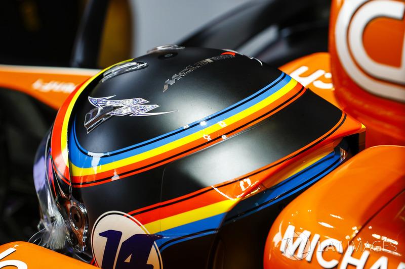 États-Unis - Fernando Alonso