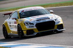 Audi  TT Cup 2017, Hockemheim 2, Fabienne Wohlwend