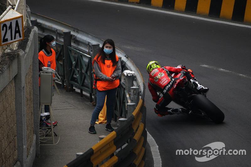 Гленн Ирвин, Be Wiser Ducati, Ducati 1199RS
