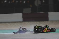 Crash of Johann Zarco, Monster Yamaha Tech 3