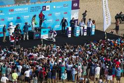 Jean-Eric Vergne, Techeetah, Lucas di Grassi, Audi Sport ABT Schaeffler & Sam Bird, DS Virgin Racing