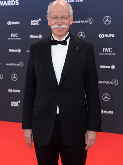 Dieter Zetsche, Mercedes-Benz