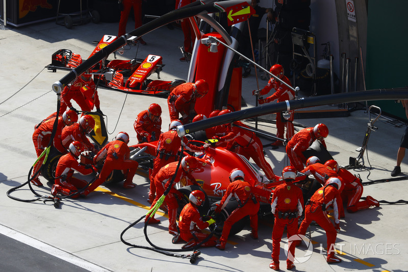 5 місце — Кімі Райкконен, Ferrari — 201