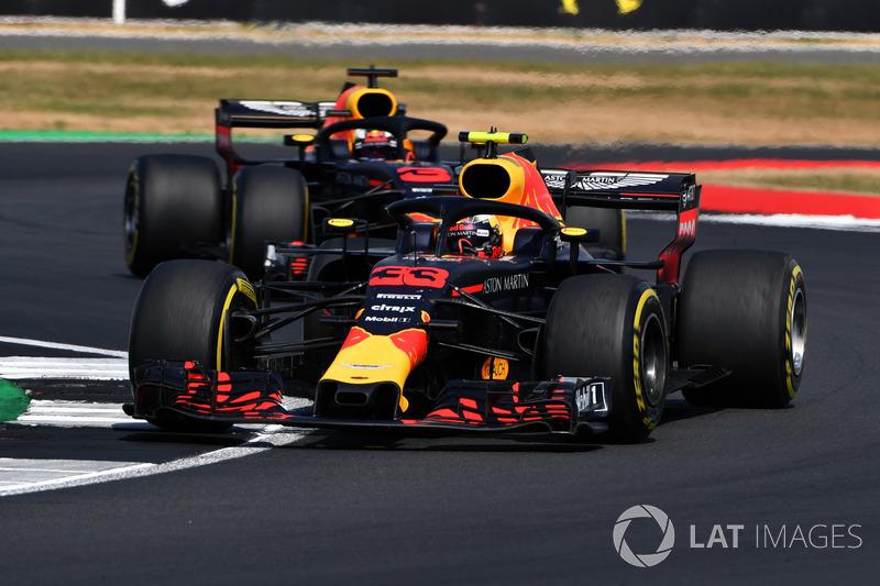 DNF: Max Verstappen, Red Bull Racing RB14