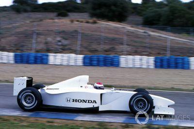 Formel-1-Test in Jerez