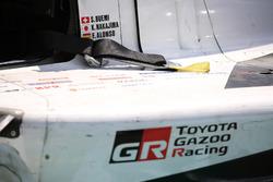 Vue détaillée : #8 Toyota Gazoo Racing Toyota TS050