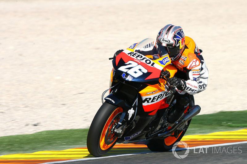 2007. Dani Pedrosa, Repsol Honda Team