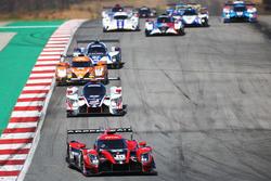 #23 Panis Barthez Competition, Ligier JSP217 - Gibson: Fabien Barthez, Timothé Buret, Nathanael Berthon